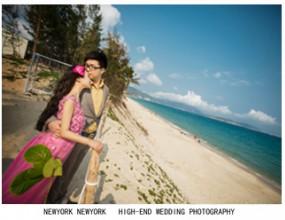 海南三亚 守护婚纱摄影照