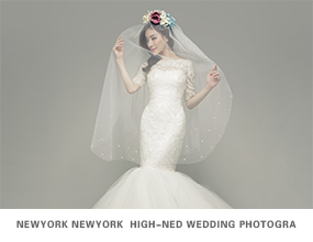 卡缇娅婚纱摄影照