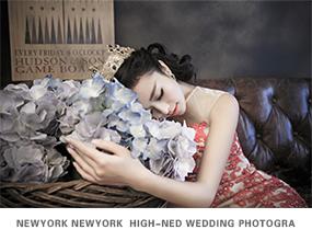 曼莎婚纱摄影照