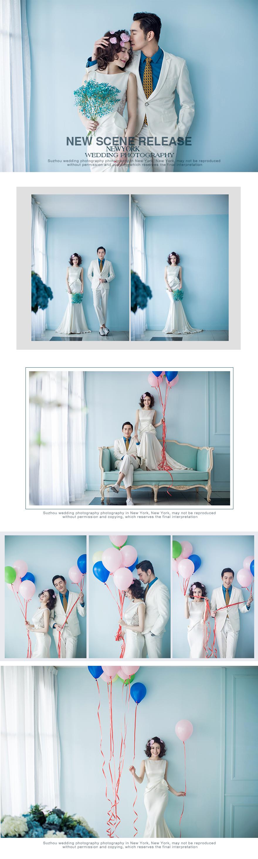 2016新景发布婚纱摄影照