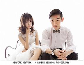 Mr.王 & Ms.张(纽约旗舰店)婚纱摄影照