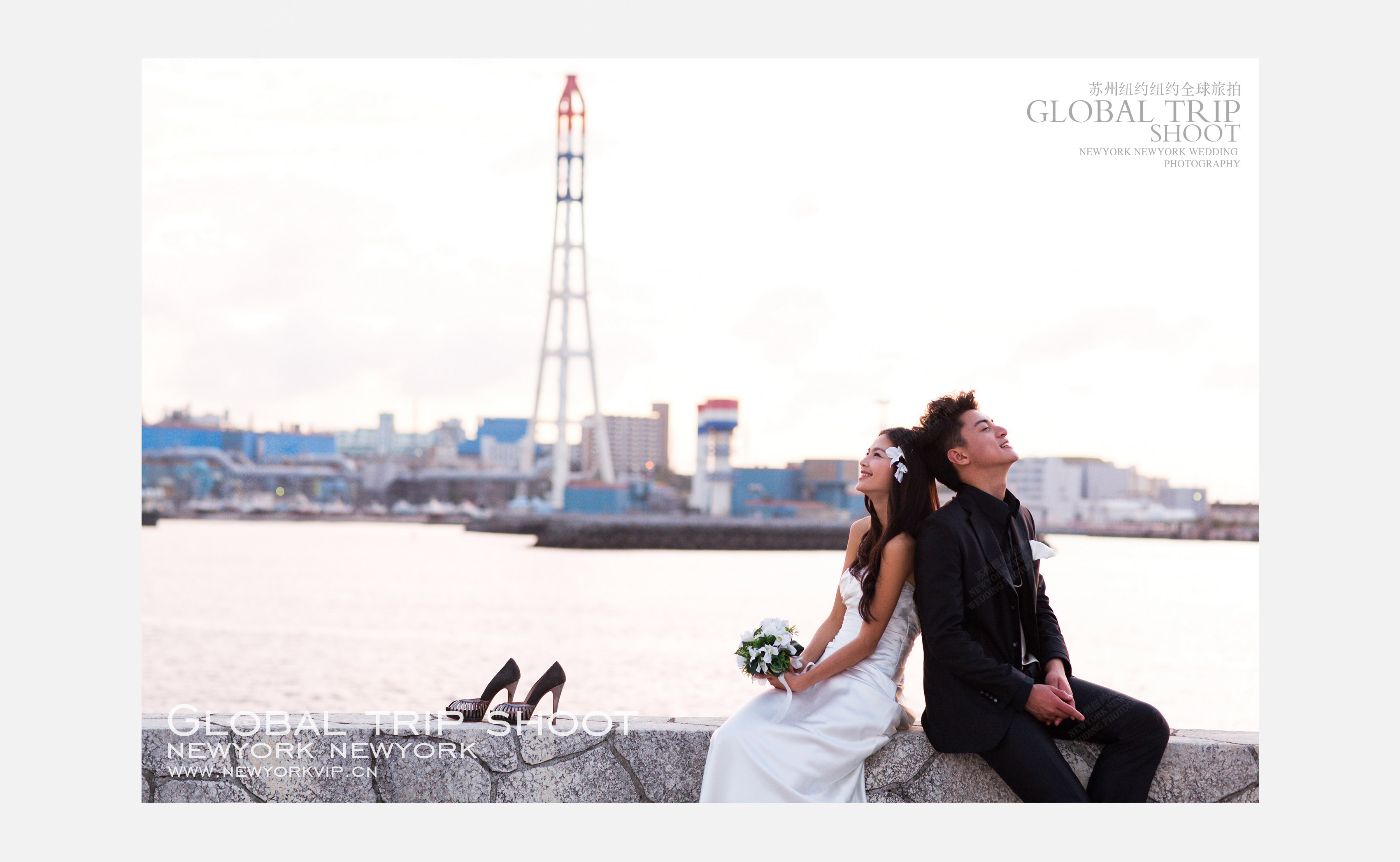 全球旅拍—冲绳站婚纱摄影照