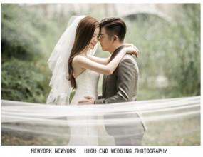Mr.常 & Ms.包(纽约VIP尊荣馆)婚纱摄影照