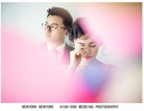 Mr.李 & Ms.蒋(纽约VIP尊荣馆)婚纱摄影照