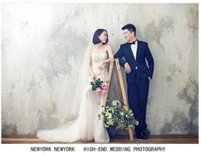 Mr.庞 & Ms.武(纽约旗舰店)婚纱摄影照