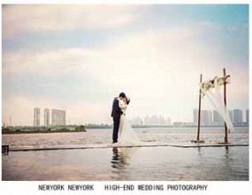 Mr.支 & Ms.苏(纽约VIP尊荣馆)婚纱摄影照