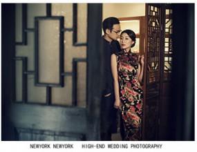Mr.周 & Ms.徐(纽约VIP尊荣馆)婚纱摄影照