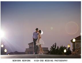 Mr.韩 & Ms.张(纽约旗舰店)婚纱摄影照