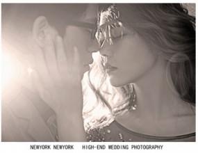Mr.李 & Ms.陈(纽约VIP尊荣馆)婚纱摄影照
