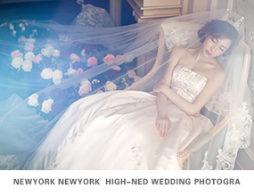 爱丽丝婚纱摄影照