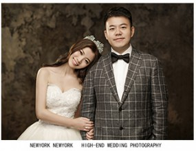 Mr.胡 & Ms.裘(纽约旗舰店)婚纱摄影照