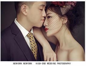 Mr.邱 & Ms.王(纽约VIP尊荣馆)婚纱摄影照