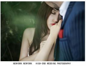 Mr.丹 & Ms.陈(纽约VIP尊荣馆)婚纱摄影照