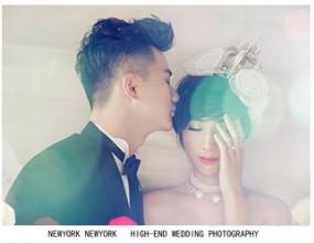 Mr.顾 & Ms.沈(纽约VIP尊荣馆)婚纱摄影照