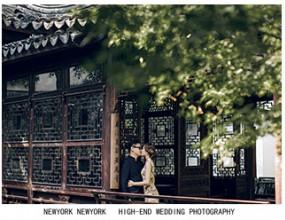 Mr.周 & Ms.张(纽约VIP尊荣馆)婚纱摄影照