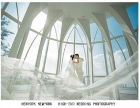 Mr.张 & Ms.丁(纽约VIP尊荣馆)婚纱摄影照