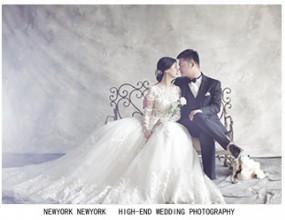 Mr.高 & Ms.王(纽约VIP尊荣馆)婚纱摄影照