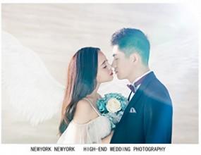 Mr.陈 & Ms.周(纽约VIP尊荣馆)婚纱摄影照