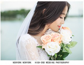 Mr.奚 & Ms.刘(纽约VIP尊荣馆)婚纱摄影照