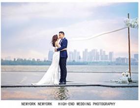 Mr.吴 & Ms.汪(纽约旗舰店)婚纱摄影照