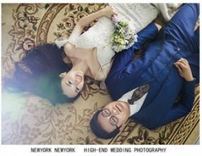 Mr.方 & Ms.包(纽约VIP尊荣馆)婚纱摄影照