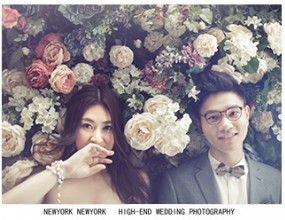 Mr.陆 & Ms.张(纽约VIP尊荣馆)婚纱摄影照