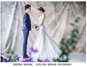 Mr.郭 & Ms.赵(纽约VIP尊荣馆)婚纱摄影照