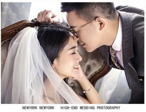 Mr.吴 & Ms.陈(纽约旗舰店)婚纱摄影照