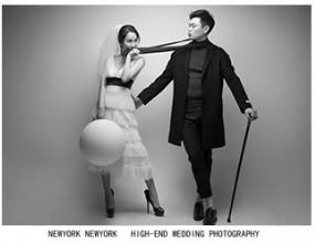 Mr.陈 & Ms.宋(纽约VIP尊荣馆)婚纱摄影照