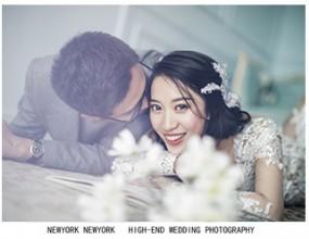 Mr.孙 & Ms.赵(纽约VIP尊荣馆)婚纱摄影照