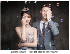 Mr.朱 & Ms.钱(纽约旗舰店)婚纱摄影照