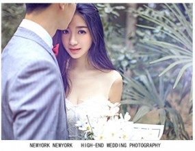 Mr.张 & Ms.谢(纽约VIP尊荣馆)婚纱摄影照