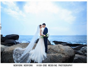 Mr.沈 & Ms.李(三亚旅拍)婚纱摄影照