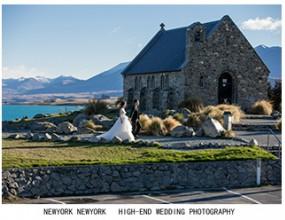 Mr.季 & Ms.丁(新西兰旅拍)婚纱摄影照