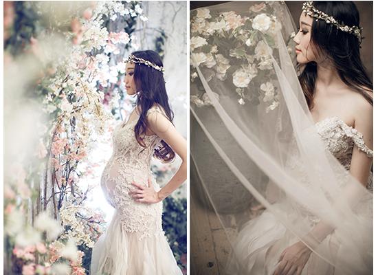 孕妇拍婚纱照应注意哪些事项(1)
