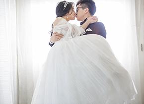 Mr.幸 & Ms.丁(纽约纽约旗舰店)婚纱摄影照