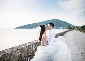Mr.余 & Ms.徐(纽约纽约VIP尊荣馆)婚纱摄影照