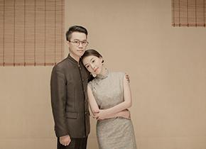 Mr.蒋 & Ms.马(纽约纽约旗舰店)婚纱摄影照