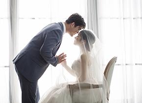 Mr.谢 & Ms.陆(纽约纽约VIP尊荣馆)婚纱摄影照