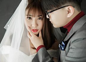 Mr.周 & Ms.卞(纽约纽约VIP尊荣馆)婚纱摄影照