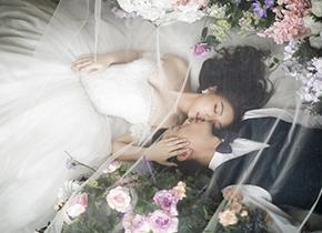 Mr.吴 & Ms.崔(纽约纽约VIP尊荣馆)婚纱摄影照