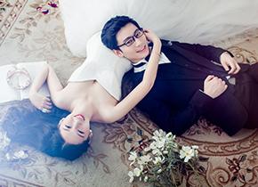 Mr.陶 & Ms.朱(纽约纽约VIP尊荣馆)婚纱摄影照