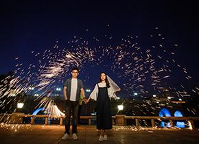 Mr.唐 & Ms.李(纽约纽约VIP尊荣馆)婚纱摄影照