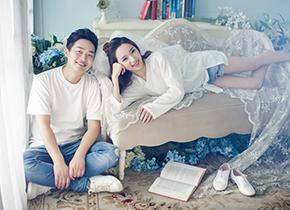Mr.赵 & Ms.沈(纽约纽约VIP尊荣馆)婚纱摄影照