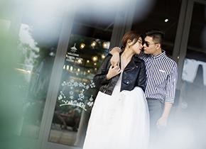 Mr.罗 & Ms.朱(纽约纽约VIP尊荣馆)婚纱摄影照