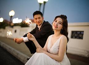 Mr.严 & Ms.沈(纽约纽约VIP尊荣馆)婚纱摄影照