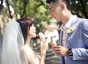 Mr.秦 & Ms.许(纽约纽约VIP尊荣馆)婚纱摄影照