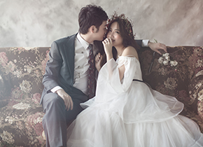 Mr.张 & Ms.王(纽约纽约VIP尊荣馆)婚纱摄影照