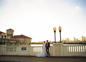 Mr.钱 & Ms.顾(纽约纽约VIP尊荣馆)婚纱摄影照