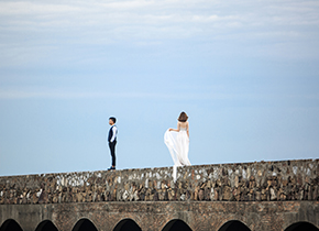 Mr.李 & Ms.朱(纽约纽约旗舰店)婚纱摄影照